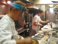 On the Line at Bayona